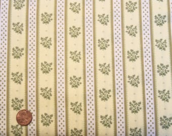 Petite Fleur #264-G for P&B Textiles, by the yard C116Y