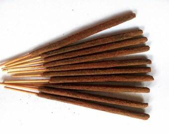Incense sticks. essence of Bali. premium handmade herbal incense sticks naturally deep scented incense Bali incense aromatherapy meditation