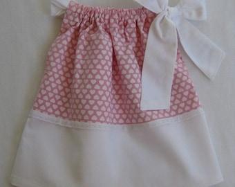 Baby Girls Dress, Little Girls Dress, Baby Dress, Toddler Dress, Pillowcase Dress, Party Dress, Baby Clothing