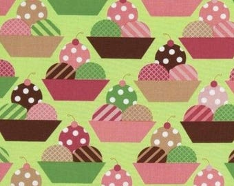Fabric patchwork fabric pattern ice green Kaufman in coupon