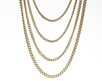 Large Multi-Chain Necklace