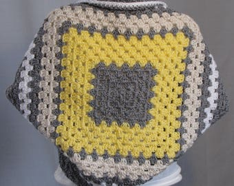 Child's Shrug - Crochet