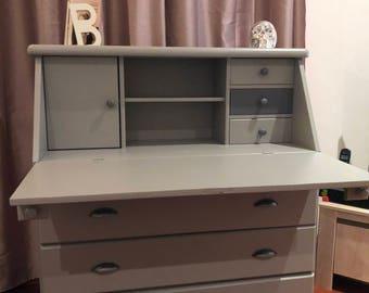 Secretary vintage Dresser