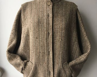 Calders Moor 70s Vintage Women's Overcoat