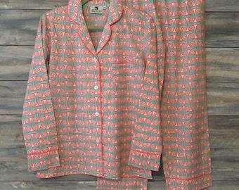 Bridesmaid Pajamas, Monogram Bridesmaid Pajama, Monogrammed Loungewear, Monogram Pajama Set, PJ, Bridesmaid, Pajama Pant, Pajama Set