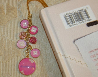 Gift for MOTHER'S DAY - Luxury bookmark to be customised