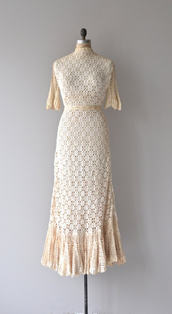 Charmant Vintage Brautkleider 1930 Ideen - Brautkleider Ideen ...