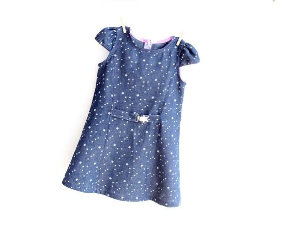 STARRY Girl Dress pattern Pdf sewing Cap Sleeves Princess
