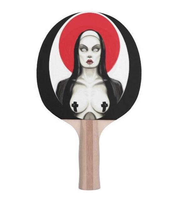 Fetish Nun Paddle for BDSM