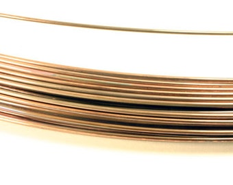4 Feet, 18ga Copper Solder Wire, Brazing Wire, also known as copper stick solder, Made in USA, good copper match, 93% Copper