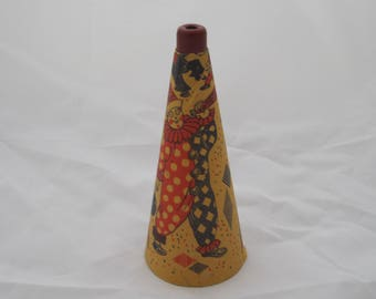 Vintage Clown Noisemaker