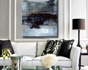 Contemporary Art, Abstract Painting, Original Artwork, Painting on canvas, Art office decor, Wall decor, Wall art, Art, Oil, Large abstract