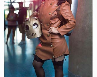 One 8x12 Signed Print: Female Rocketeer