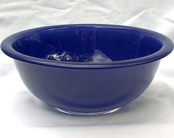 Pyrex 323 Blue With Clear Bottom 1.5L Mixing Bowl