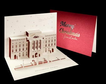 Mix and match any 5 christmas card pack (Choose your own)