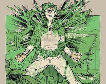 Copra 16: the GUTHIE Issue, Limited Edition, Comic Book