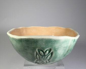 Celtic Melon Bowl