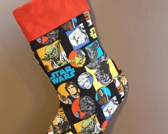 Christmas stocking Star Wars