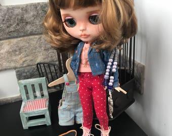 Blythe doll ooak custom blythe