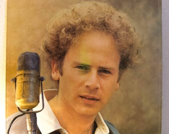 "ON SALE Art Garfunkel (with guests guitarists Jerry Garcia, Paul Simon) Vinyl LP 1970s Soft Rock  ""Angel Clare"" (1970s Cbs Reissue w/""All I"