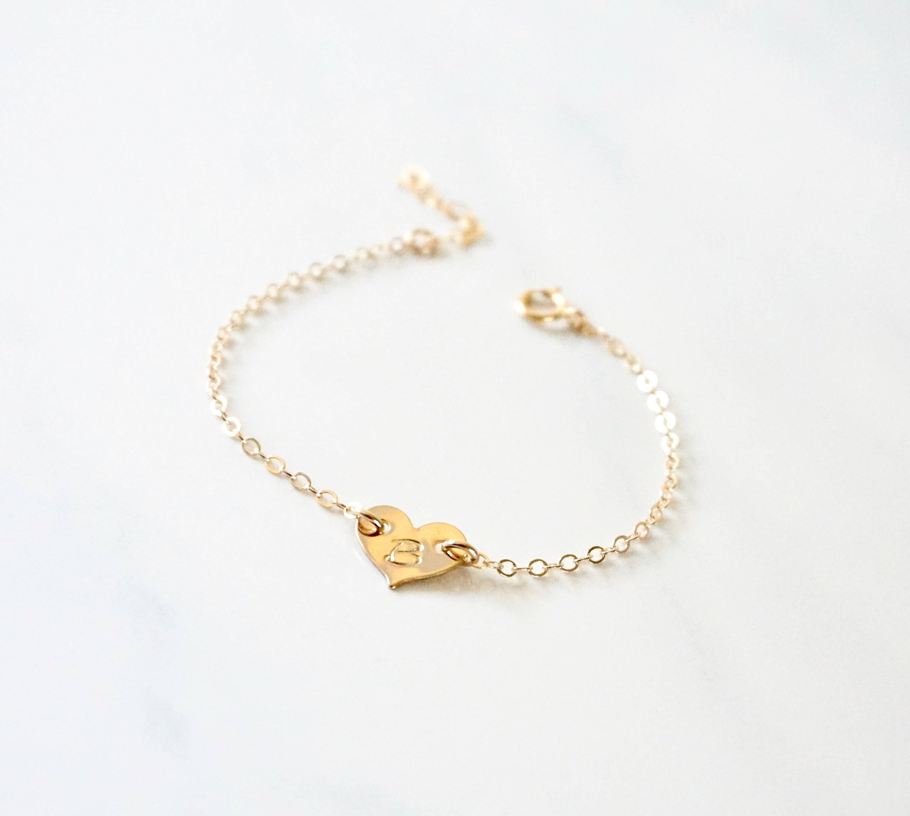 metallic gold jewelry michael heart normal in bracelet kors embellished pave lyst tone product gallery pav charm