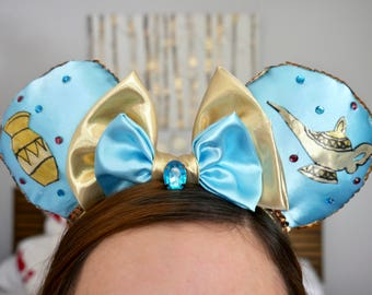 Aladdin inspired Princess Jasmine Minnie Mouse Ears | Mickey Mouse