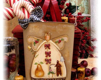 Candy Angel, Terrye French, pattern packet email