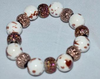 Brown Sugar baby bracelet