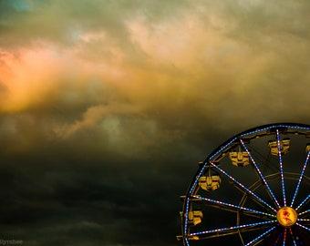 Ferris Wheel - The Ex