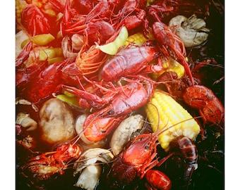 Crawfish Berl #2 by J. Ensley