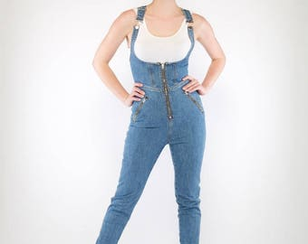 Body Language Overall (Classic Blue)