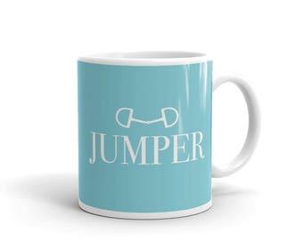 Jumper  Mug Blue