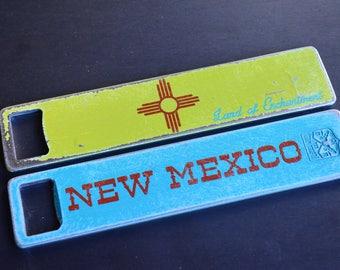 New Mexico Bottle Opener