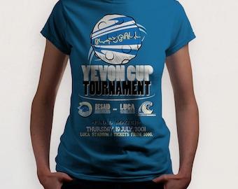 Yevon Cup Tournament (Final Fantasy X t-shirt)