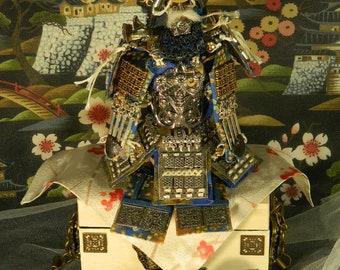 O-Yoroi , pride and sorrow : Samurai armor