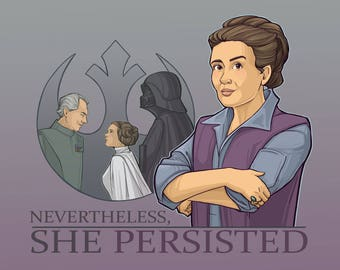 She Persisted Small Print (Item 03-387-AA)