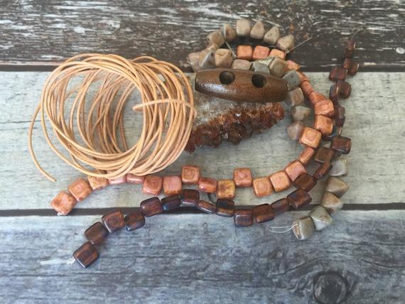 Jewel Loom Bead Kit River Pebbles by Julianna C Avelar Jewel Loom