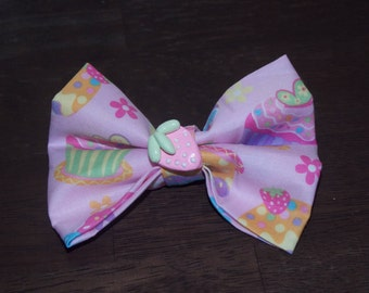 Pastel Kawaii Sweets Large Bow