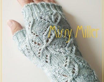 Missy Miller, Mittens PDF KNITTING PATTERN
