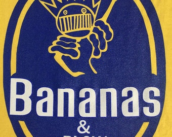 Ween Inspired Shirt-Bananas and Blow Boognish-Adult Uni T Shirt Sizes S M L XL XXL