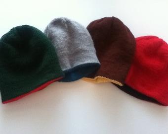 Adult Reversible Hat