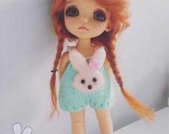 Pre- order, cute rabbit jumper for you Lati Yellow.