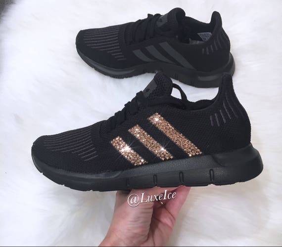 rose gold adidas swift run