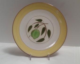 Stangl Lime 8'' Plate #3775