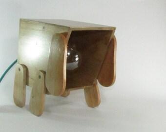Hund Lampe