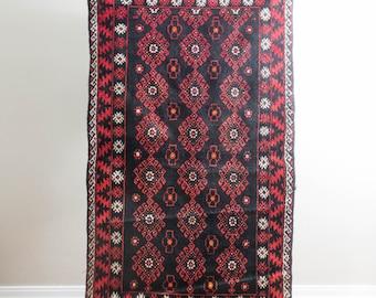 4x6 Vintage Persian Carpet