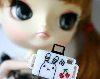 Sale40% Bunny  Lomo  Camera-For : Blythe,Lati,Dal,Bjd, Pulip,Dolls
