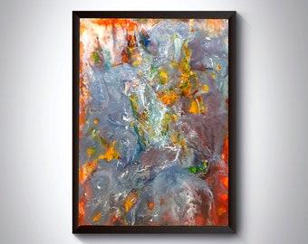 Fluid Acrylic Abstract, Abstract Fluid Acrylic Art, Abstract Art Fluid Painting, Fluid Acrylic Art for Sale, Acrylic Fluid Art, Wall Art