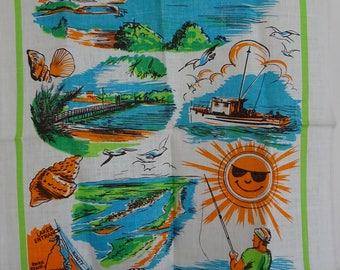 Retro Australian Souvenir Tea towels