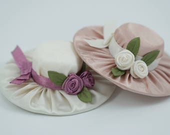 Accessories for hair, hair flower clip, flowers for hair, floral accessories, wedding, fascinators and mini hats, gift for girls.